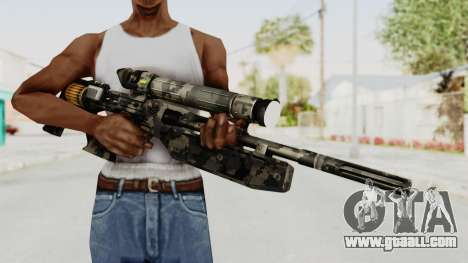VC32 Sniper Rifle for GTA San Andreas third screenshot