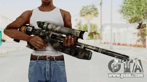 VC32 Sniper Rifle for GTA San Andreas third screenshot