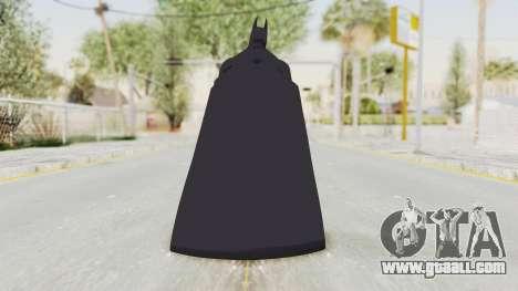 Batman Arkham City - Batman v1 for GTA San Andreas third screenshot