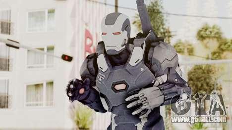 Captain America Civil War - War Machine for GTA San Andreas