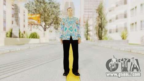 New Triad 2 for GTA San Andreas second screenshot