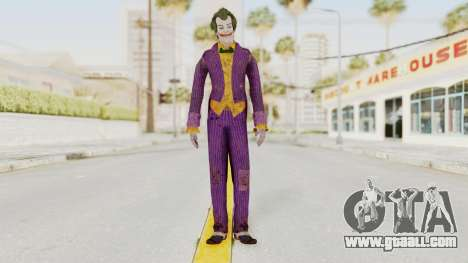 Batman Arkham Knight - Joker for GTA San Andreas second screenshot
