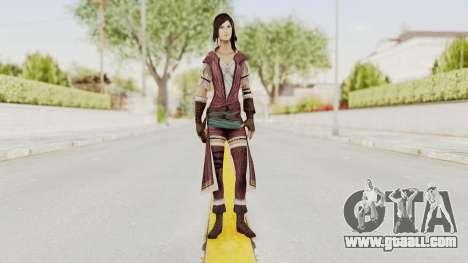 Assassins Creed Brotherhood - Courtesan for GTA San Andreas second screenshot