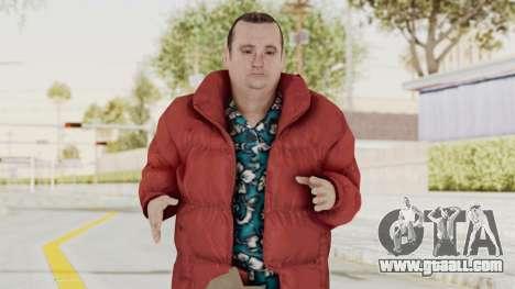 Alan Wake - Barry Wheele for GTA San Andreas