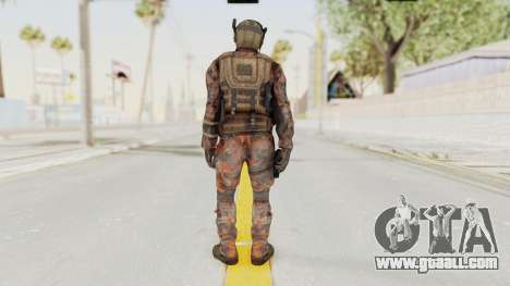 COD Black Ops 2 Cuban PMC 1 for GTA San Andreas third screenshot