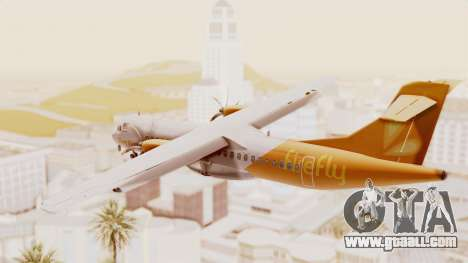ATR 72-500 Firefly Airlines for GTA San Andreas left view