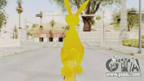 Kao the Kangaroo for GTA San Andreas third screenshot