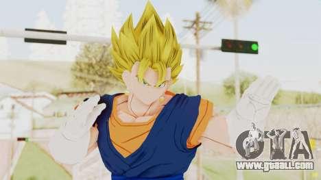 Dragon Ball Xenoverse Vegito SSJ for GTA San Andreas