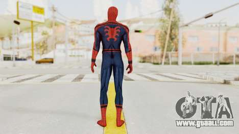 Captain America Civil War - Spider-Man for GTA San Andreas third screenshot
