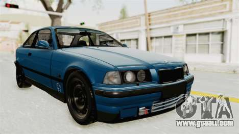 BMW 325i E36 for GTA San Andreas