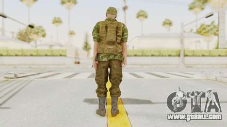 MGSV The Phantom Pain Soviet Union No Sleeve v2 for GTA San Andreas third screenshot