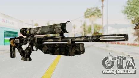 VC32 Sniper Rifle for GTA San Andreas
