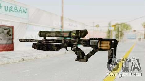 VC32 Sniper Rifle for GTA San Andreas second screenshot