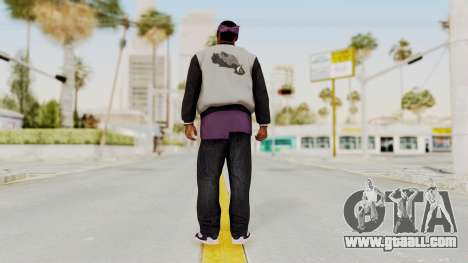 GTA 5 Ballas 2 for GTA San Andreas third screenshot