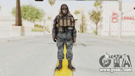 COD MW2 Ghost Ops for GTA San Andreas second screenshot