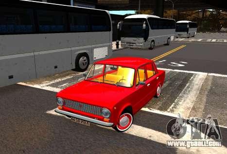 VAZ 21011 Factory for GTA 4 back left view
