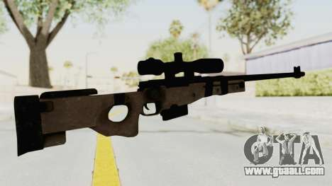 L96A1 for GTA San Andreas third screenshot