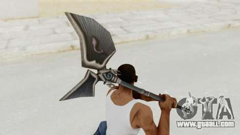 Ei Of The Water Weapon for GTA San Andreas
