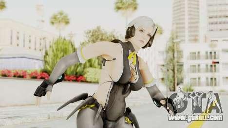 Dead Or Alive 5 LR Christie Tamiki Wakaki DLC v1 for GTA San Andreas
