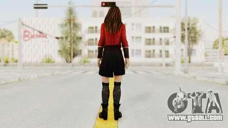 Captain America Civil War - Scarlet for GTA San Andreas third screenshot