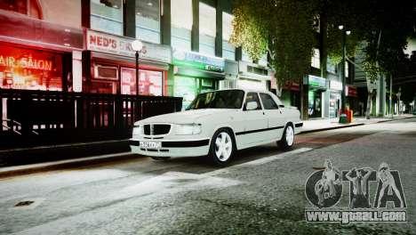 GAZ 3110 Turbo WRX STI for GTA 4