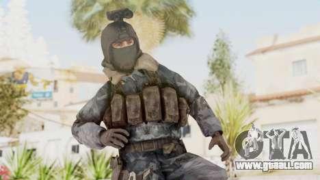 COD 4 Custom Russian Soldier for GTA San Andreas