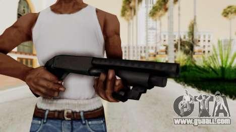 VC Stubby Shotgun for GTA San Andreas third screenshot