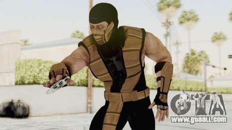 Mortal Kombat X Klassic Tremor for GTA San Andreas