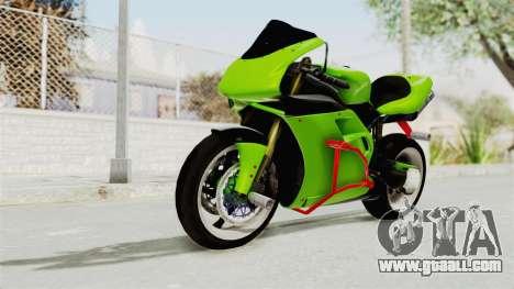 Ducati 998R Modif Stunt for GTA San Andreas