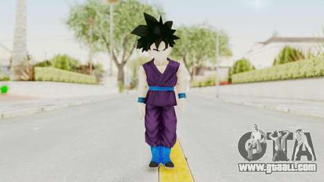 Dragon Ball Xenoverse Gohan Teen DBS SJ v1 for GTA San Andreas second screenshot