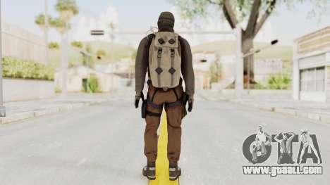 Battlefiled Hardline Professional Crime for GTA San Andreas third screenshot