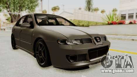 Seat Leon CupraR 2003 for GTA San Andreas
