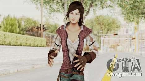 Assassins Creed Brotherhood - Courtesan for GTA San Andreas