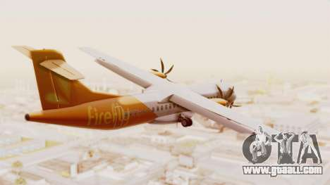 ATR 72-500 Firefly Airlines for GTA San Andreas right view