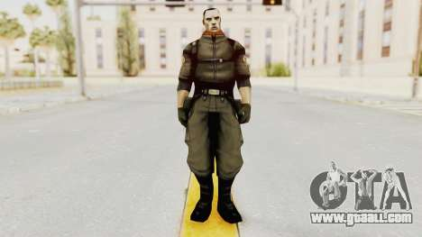 Russian Solider 2 from Freedom Fighters for GTA San Andreas second screenshot