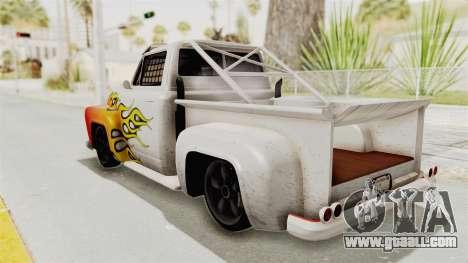 GTA 5 Slamvan Race PJ1 for GTA San Andreas upper view