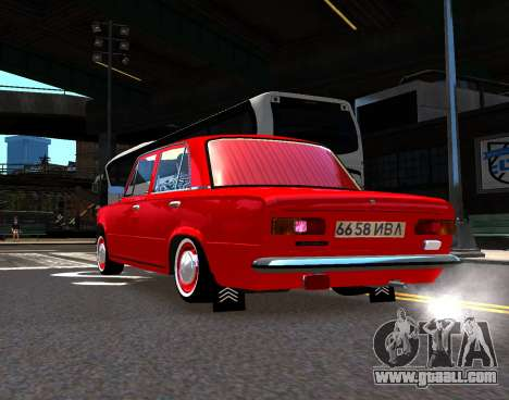 VAZ 21011 Factory for GTA 4 left view