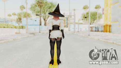Dead Or Alive 5 LR - Honoka Deception DLC for GTA San Andreas third screenshot