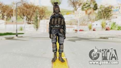 COD 4 Custom Russian Soldier for GTA San Andreas second screenshot