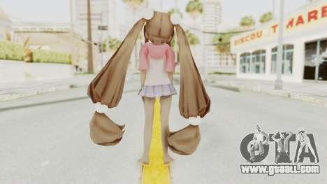 Rin Kokonoe - Kodomo No Jikan for GTA San Andreas third screenshot