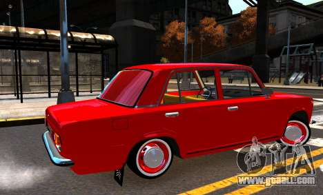 VAZ 21011 Factory for GTA 4 right view