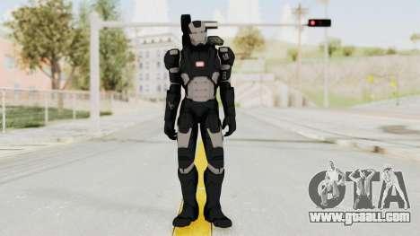 Captain America Civil War - War Machine for GTA San Andreas second screenshot