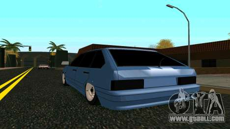 VAZ 2114 for GTA San Andreas side view
