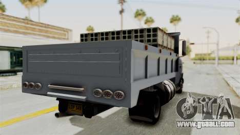 Chevrolet G30 for GTA San Andreas left view
