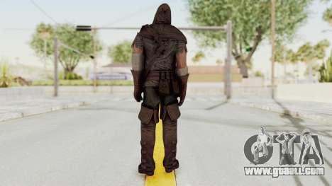 Assassins Creed Brotherhood - Executioner for GTA San Andreas third screenshot