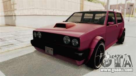 New Club Modification for GTA San Andreas