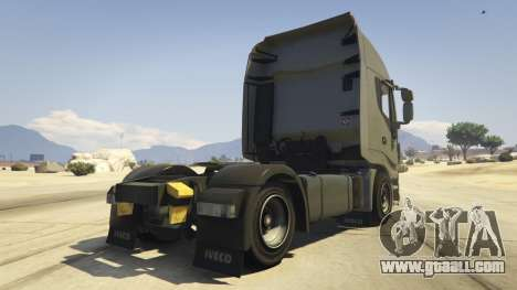 Iveco Stralis HI-WAY for GTA 5