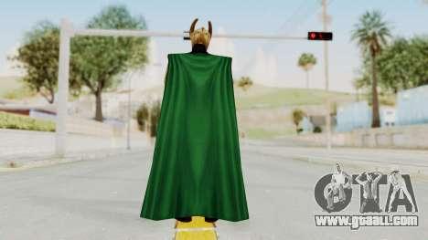 Marvel Future Fight - Loki for GTA San Andreas third screenshot