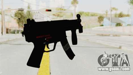 M5K for GTA San Andreas second screenshot
