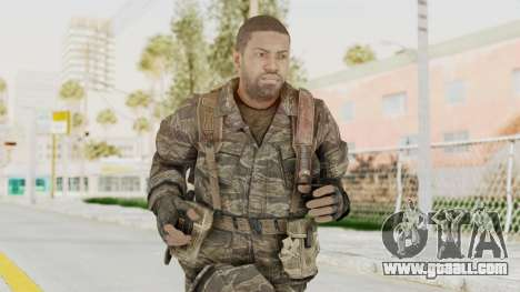 COD BO SOG Bowman v1 for GTA San Andreas